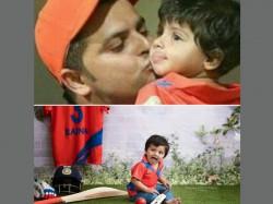 Suresh Raina Launches Gracia Raina Foundation On Daughter Birthday