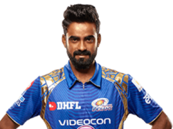 Ipl 2017 Kulwant Khejroliya Waiter At Goa Restaurant Now Playing Mumbai Indians