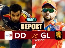 Ipl 2017 Gujarat Lions Vs Delhi Daredevils 50th Match Live Score From Green Park Kanpur