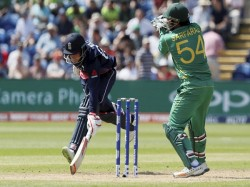 Champions Trophy 2017 None England Batsman Hit Six Against Pakistan