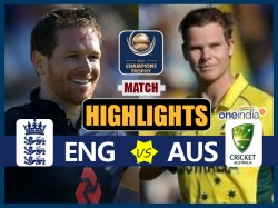 Champions Trophy 2017 Match Highlights Of England Vs Australia 10th Match