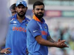 India Captain Virat Kohli Hints At Changes Playing Xi 4th Odi
