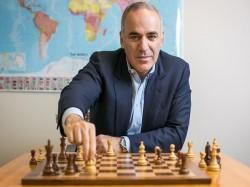 Former Chess World Champion Garry Kasparov Returns Chess Us Tournament