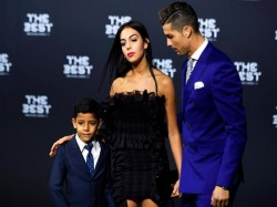 Cristiano Ronaldo Confirms Girlfriend Georgina Rodriguez Is Pregnant With His Fourth Child