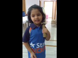 India Skipper Mithali Raj Overwhelmed After Seeing Little Girl Dressed Up Like Her