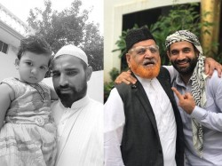 Indian Cricketers Wish Eid Mubarak Their Fans