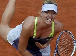 Maria Sharapova Knocked Of Of Us Open In 4th Round By Anastasija Sevastova