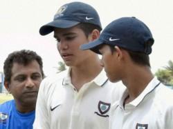 Arjun Tendulkar Named Mumbai Under 19 Squad