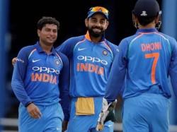 India Vs New Zealand 3rd Odi Kuldeep Yadav Excited Play Kanpur