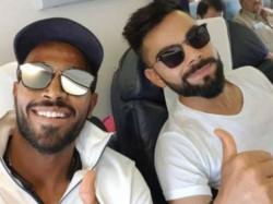 India Australia Series Hardik Pandya Shares Photo With Captain Virat Kohli