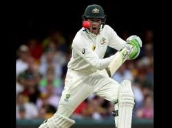 India Vs Australia Peter Handscomb Flown In As Cover For Aaron Finch