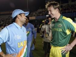 Brett Lee Picks Top 3 All Time Great Batsman Of His Era Brian Lara Sachin Tendulkar Jaques Kallis