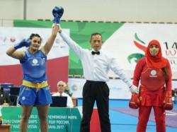 Pooja Kadian Wins Gold Wushu World Championships