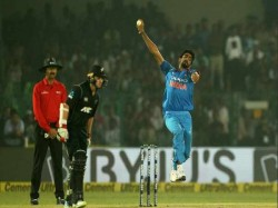 Bhuvneshwar Kumar Praises Jasprit Bumrah For His Super Bowling Aganist New Zealnad