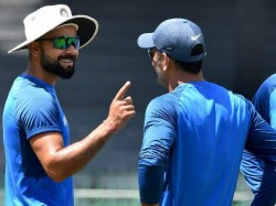 Ms Dhoni To Play Charity Football Under Virat Kohli All Heart Fc Against All Star Fc