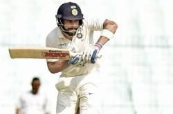 Icc Test Ranking Virat Kohli Rises 5th Position Pujara At Number