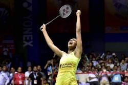 China Open Super Series Chinese Qualifier Gao Fangjie Beat Pv Sindhu In China Open Quarterfinals