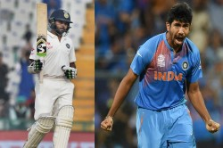 India Vs South Africa These Are The Reason Why Jasprit Bumrah And Parthiv Patel Got Selected In Test