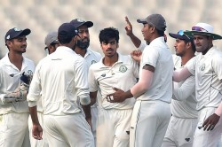 Ranji Trophy Vidarbha Create History Beat Karnataka 5 Runs And Make It To Their Maiden Final