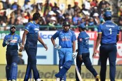 India Vs Sri Lanka 1st Odi Team India Name Unwanted Records In Dharamshala