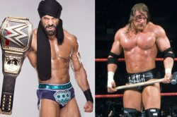 Wwe Live India Jinder Mahal Vs Triple H Biggest Match Of My Career Said Modern Day Maharaja