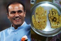 Virendra Sehwag Posted Photo On Twitter Which Has Gone Viral Trolls Prathiv Patel