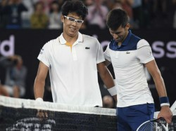 Australian Open Novak Djokovic Beaten By Hyeon Chung