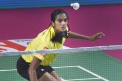 Pbl 3 Pv Sindhu Wins Twice As Chennai Smashers Bounce Back To Beat Ahmedabad Smash Masters