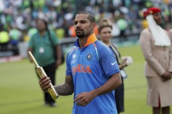 Shikhar Dhawan Will Be Playing His 100th Odi At The Wanderers