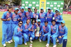 India Women S Squad T20i Tri Series Announced Jhulan Back After Injury Lay Off