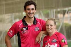 Australian Cricketer Mithchell Starc Alyssa Healy Love Story