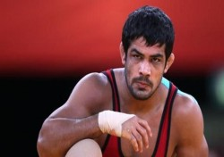 Commonwealth Games Website Sushil Kumar S Name Missing From Entry List