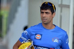 Ashish Nehra Appreciates Smith Bancroft For Admitting Mistake