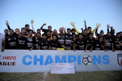 I League 2018 Minerva Punjab Crowned Champs After Churchill Win