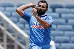 Mohammed Shami Stayed Dubai Hotel From February 17 18 Bcci Confirms To Kolkata Police