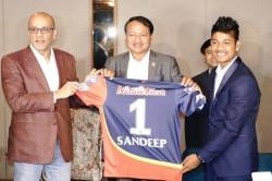 Story Behind Nepali Cricketer Sandeep Lamichhane Delhi Daredevils Jersey Numebr