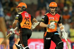 Ipl 2018 Sunrisers Hyderabad Srh Schedule Timings Venue And Tv Channel Information