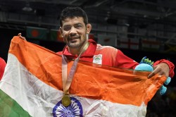 Wrestler Sushil Kumar Loses First Bout Four Years
