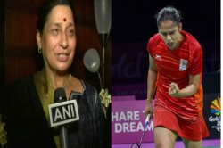 Usha Rani Mother Saina Nehwal Express Her Feeling On Her Daughter Gold Victory In Cwg
