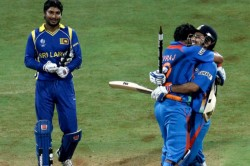 Cricket World Cup How Ms Dhoni Helicopter Shot Made India Win Second World Cup