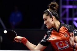 Cwg 2018 India S Manika Batra Mourna Das Win Silver Women S Doubles Table Tennis