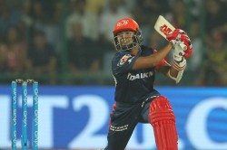Ipl 2018 Prithvi Shaw Registers His First Ipl Fifty Dd Joint Youngest In Tournament History