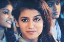 Priya Prakash Again News Her Heartbreaking Smile