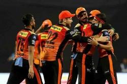 Ipl 2018 Sunrisers Hyderabad Beat Mumbai Indians 31 Runs