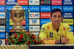 Ipl 2018 Final It Was Bit Emotional At The Start The Tournament Says Ms Dhoni