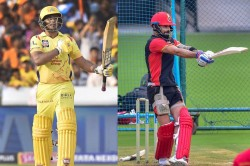 Ipl 2018 Virat Kohli S Bat Is Ambati Rayudu S Lucky Charm
