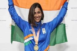 Heena Siddhu Wins Gold Medal Shooting