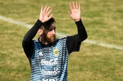 I Would Give Up Barca Title World Cup Glory Says Messi
