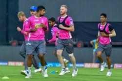 Ipl 2018 Rajasthan Royals Wear Pink Jerseys Match Vs Chennai Super Kings
