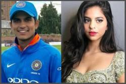 Suhana Khan Dating Shubman Gill Rumours On Social Media